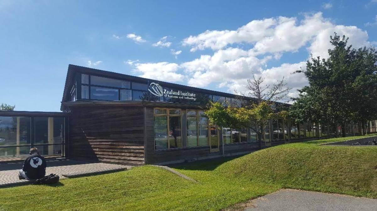 Štúdium v Dánsku - škola Zealand Institute of Business and Technology
