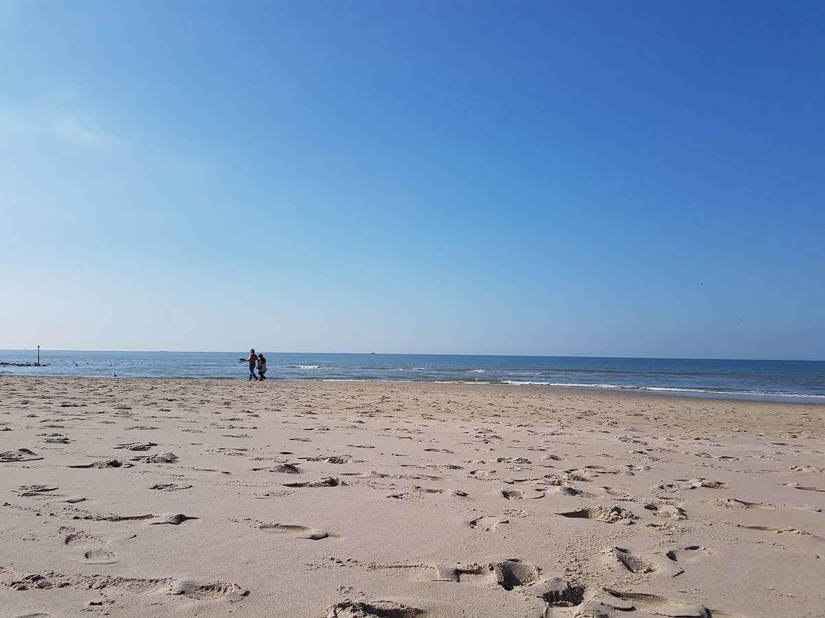 Štúdium v Holandsku - Pláž v Haagu