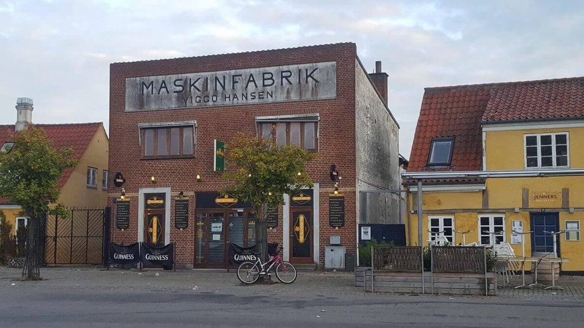 Štúdium v Dánsku, moja práca