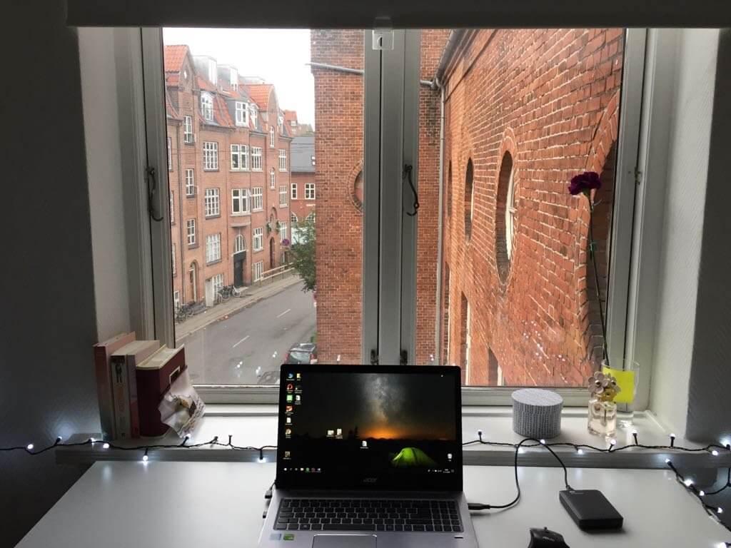 Ubytovanie v Dansku, vyhlad