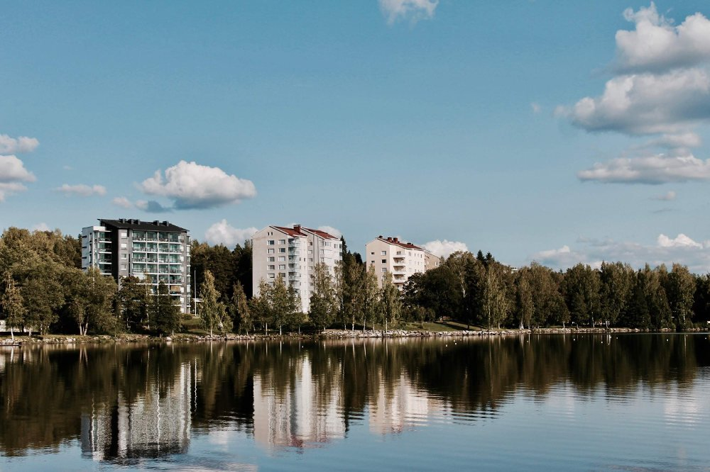 Vysoké školy vo Fínsku majú školské byty