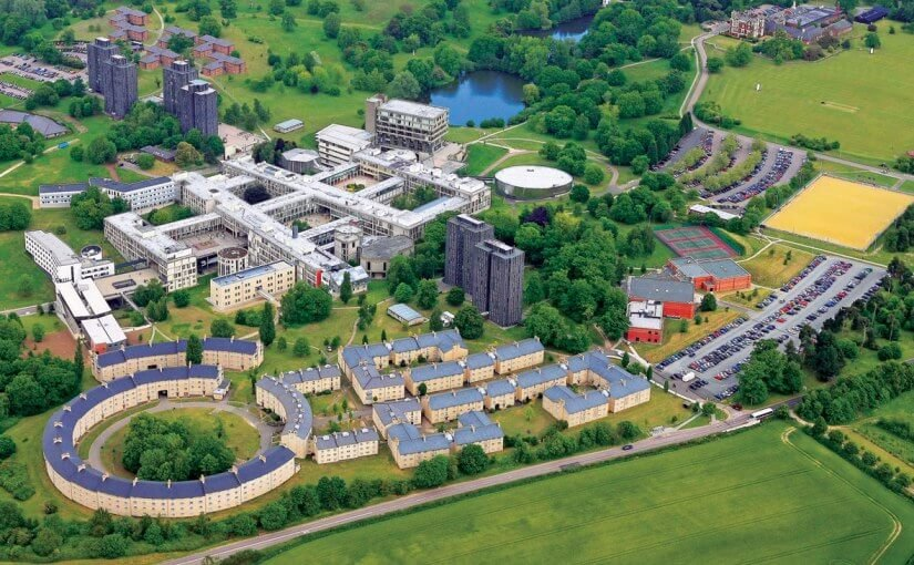 Campus university of Essex