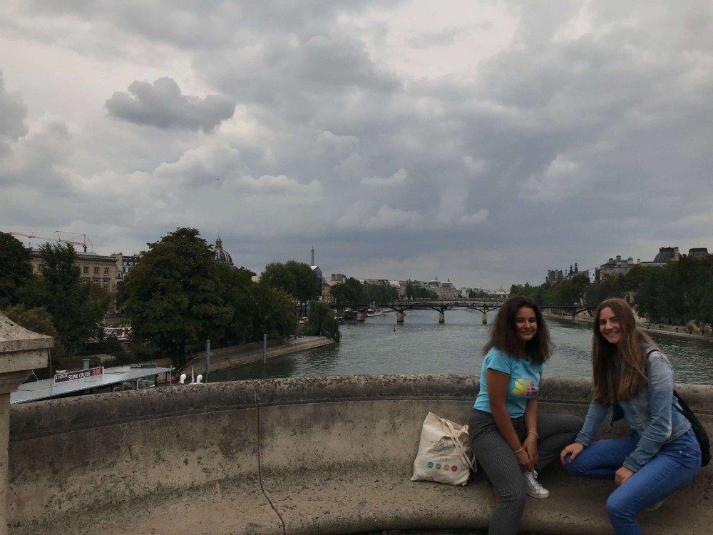 nové priateľstvá počas strednej školy v zahraničí