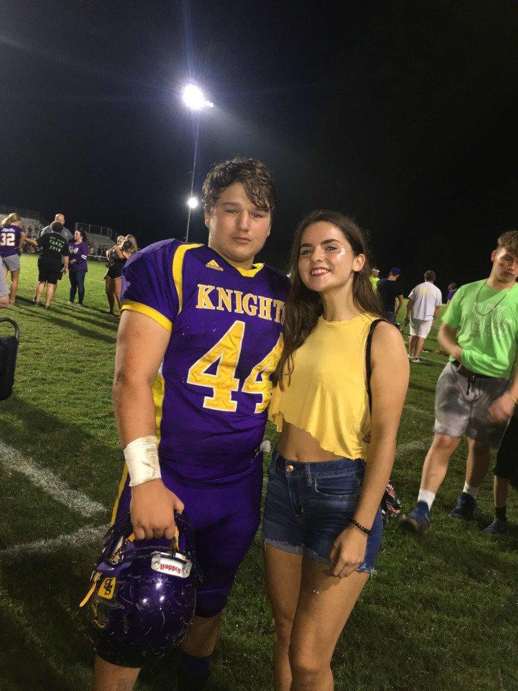 Stredná škola v USA, nové zážitky, americký futbal