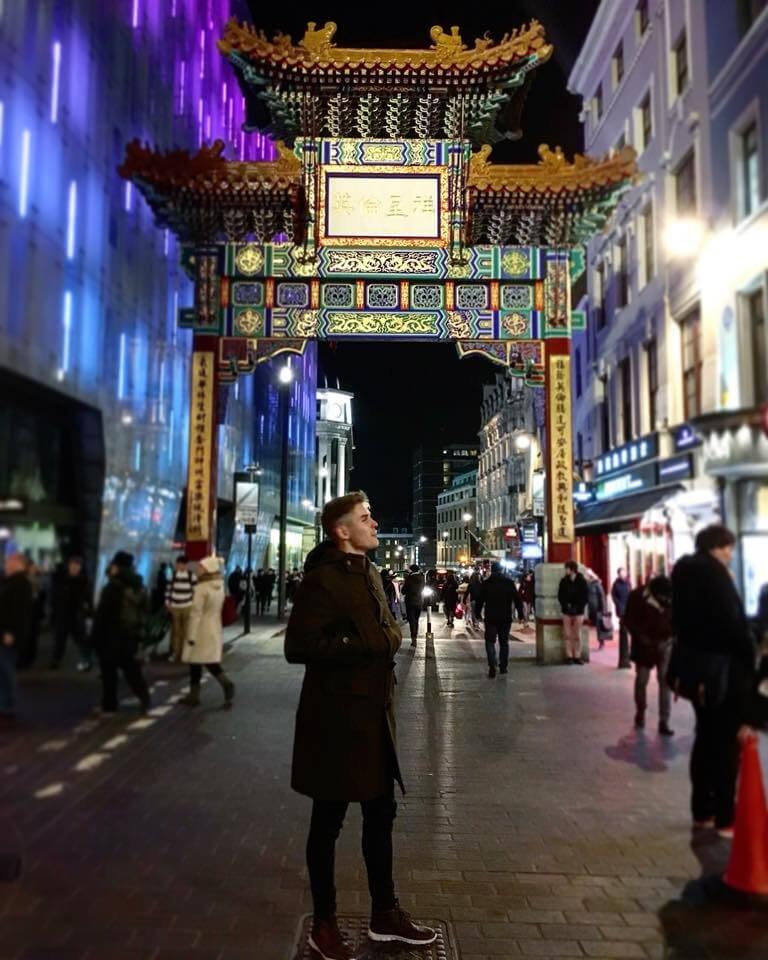 Tomáš v UK