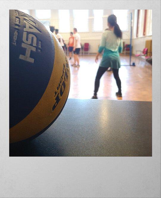 Volejbal po vyučku