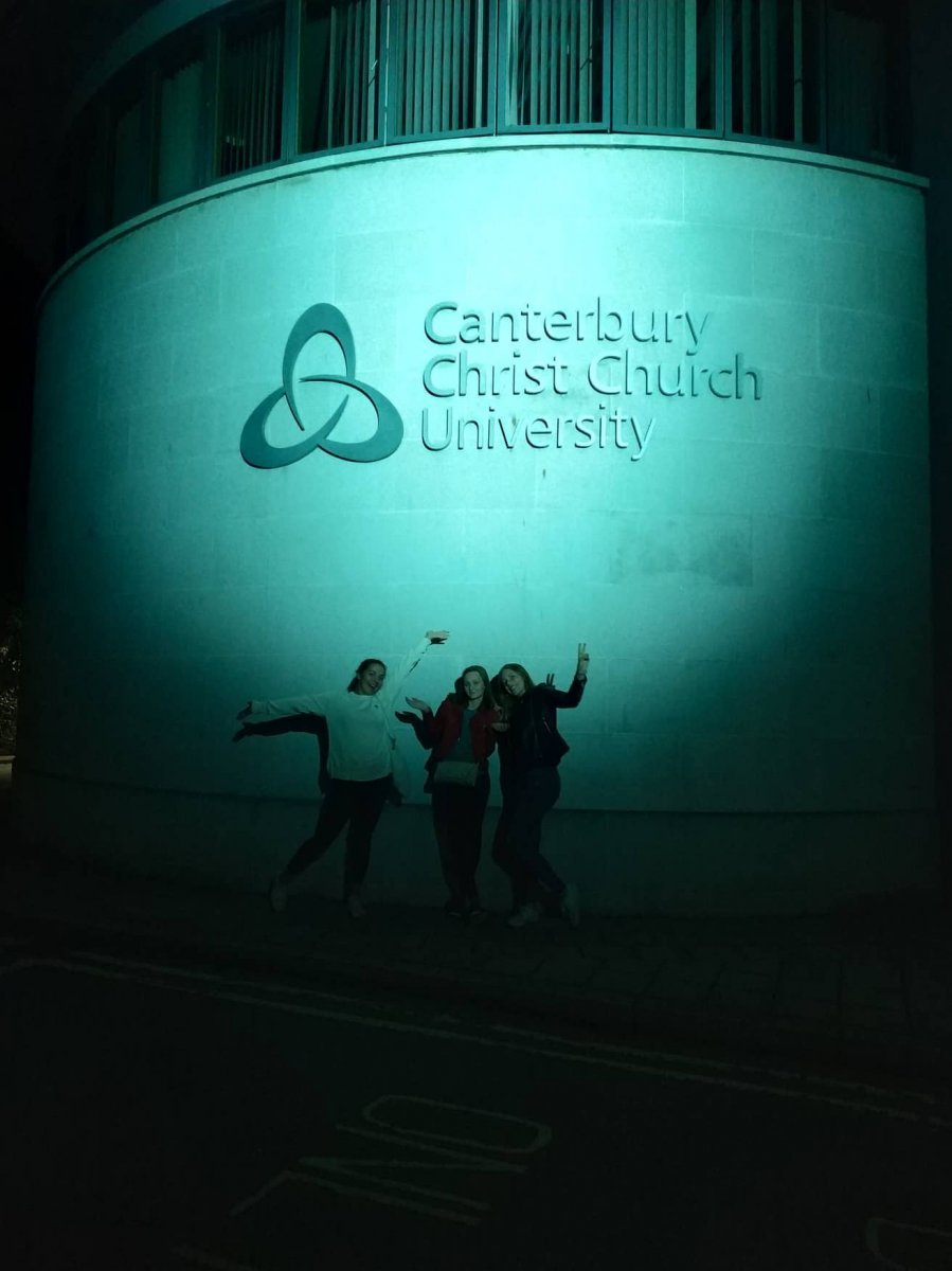 Canterbury Christ Church University v UK