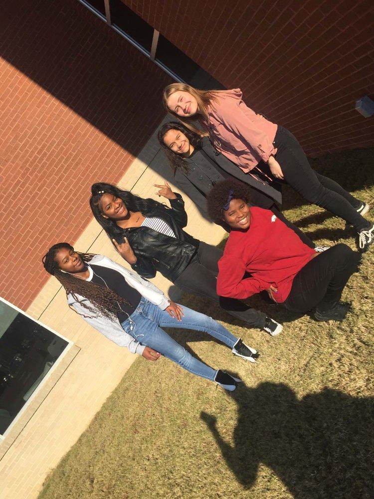 Moji spolužiaci na strednej škole v USA