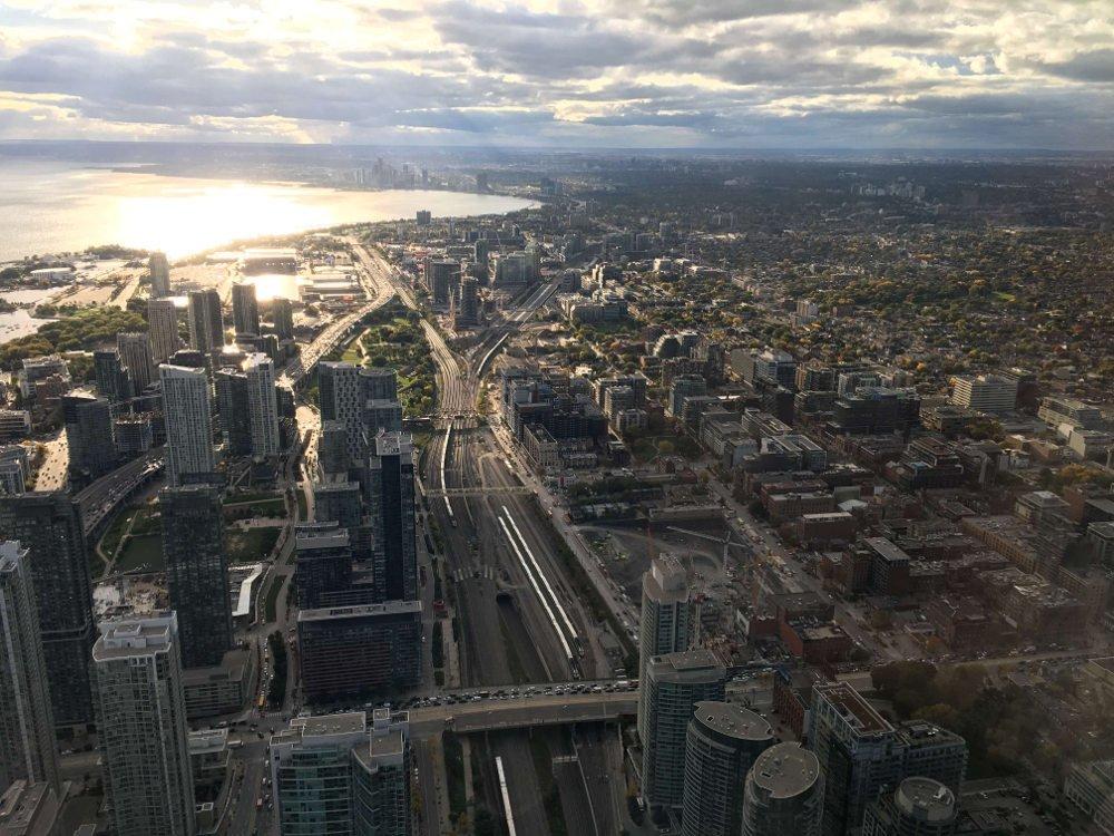 Výlety počas štúdia v kanade, výlety Toronto, výhľady2