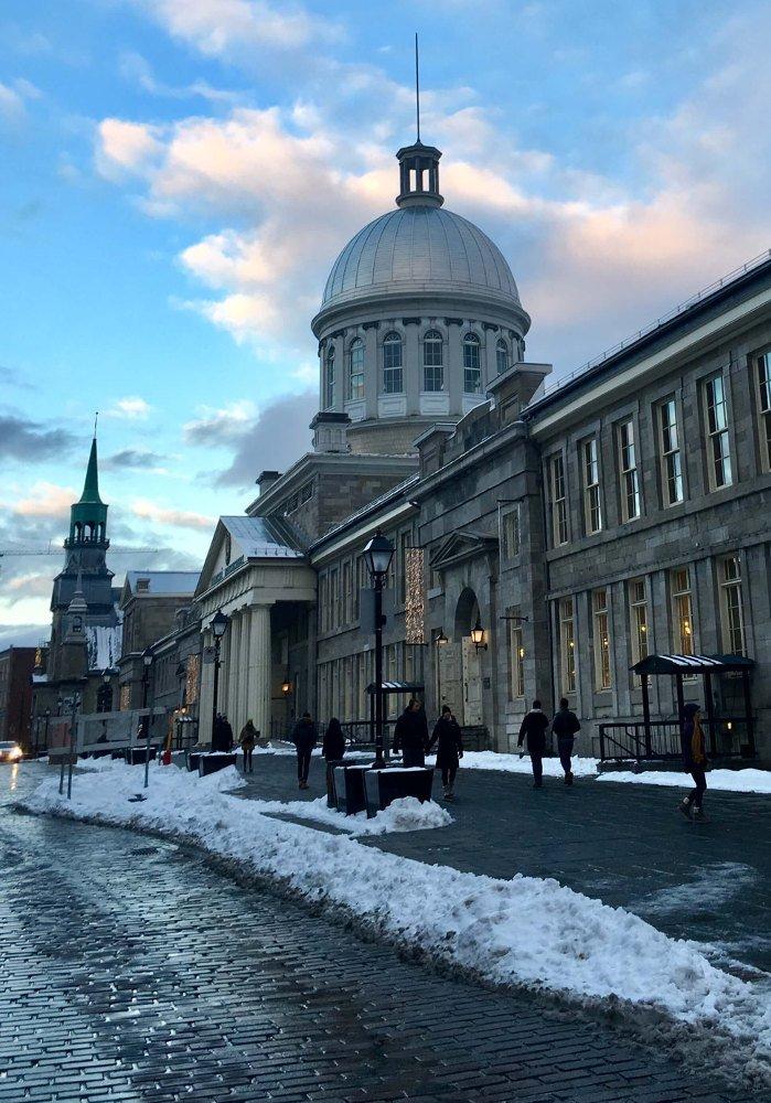 Evine výlety po Kanade, stredná škola v Kanade, Montreal