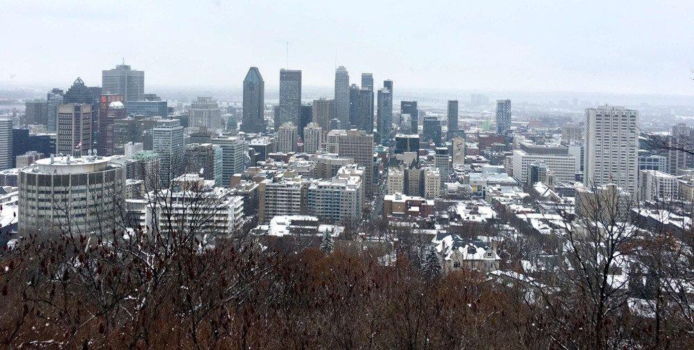Evine výlety po Kanade, stredná škola v Kanade, Montreal2