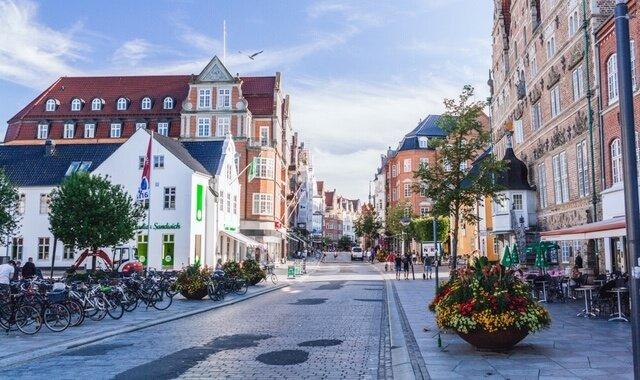 Aalborg vysoká škola v zahraničí, Dánsko