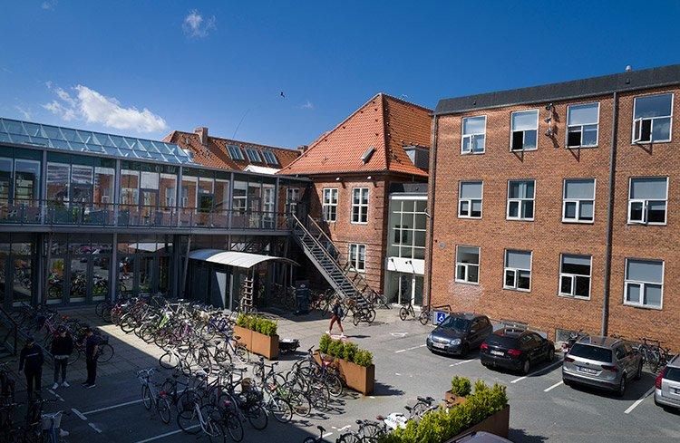 Bezplatné štúdium v Dánsku, UCN