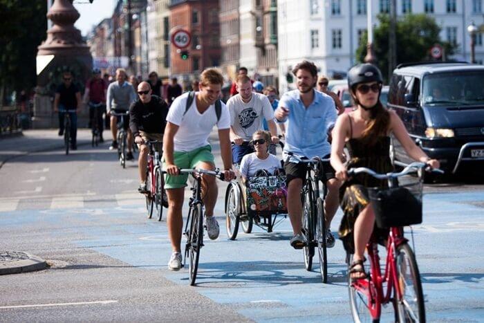 Najlacnejšia doprava dánsko bicykel