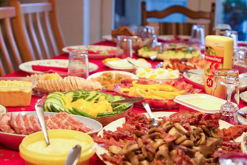 Počas štúdia v Dánsku môže byť jedlo zadarmo