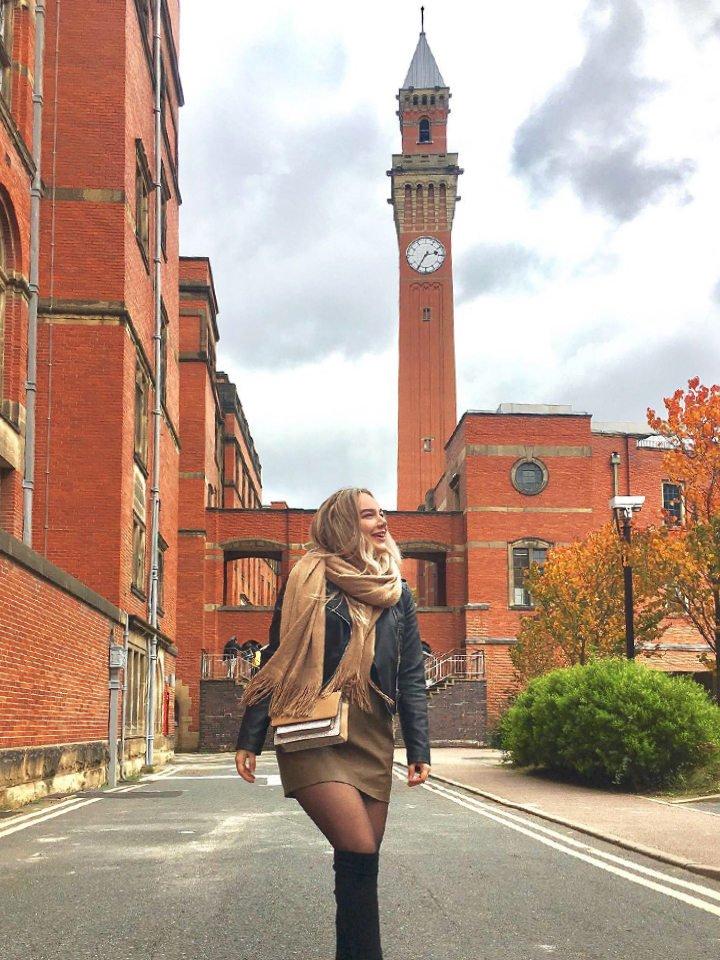 Štúdium v UK, University of Birmingham