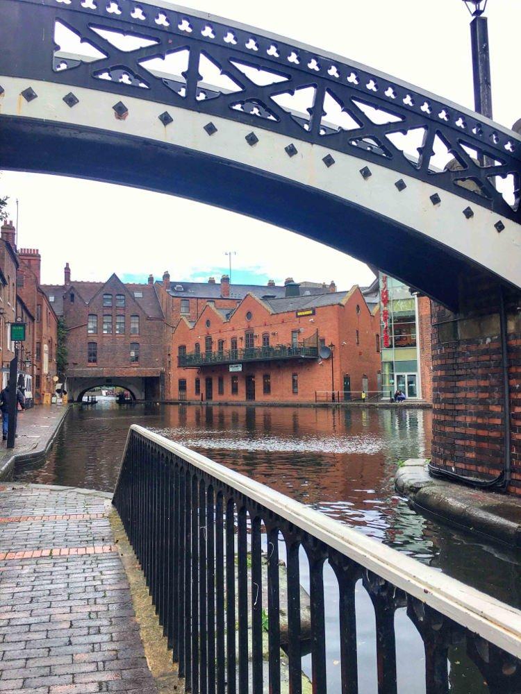 Ulice Birminghamu