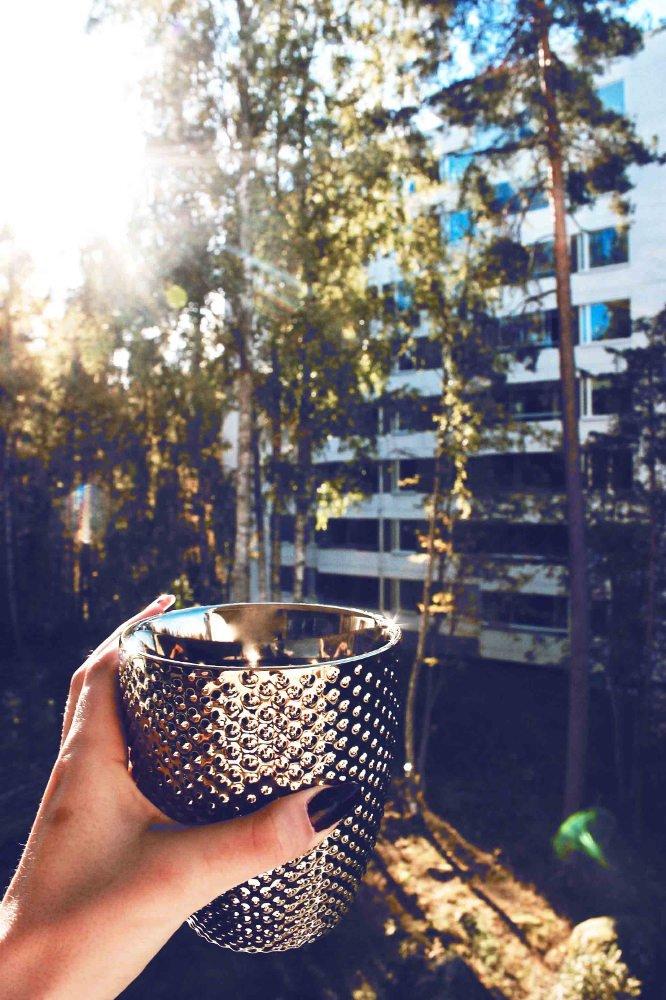 školský deň vo Fínsku začína kávou
