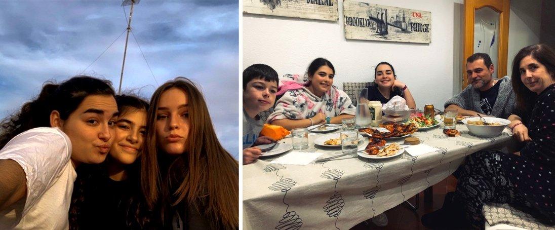 Španielska rodina - Valencia