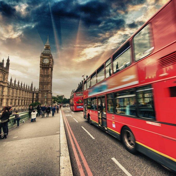 - 20% na jazykový kurz v Londýne?