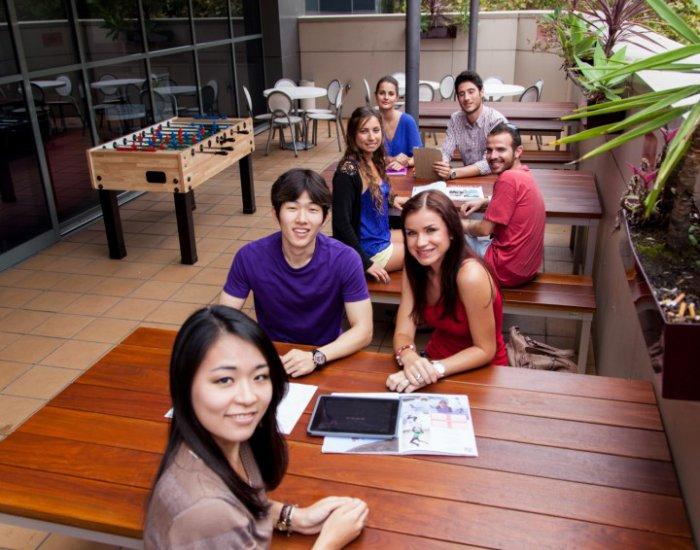 Kaplan International Sydney City