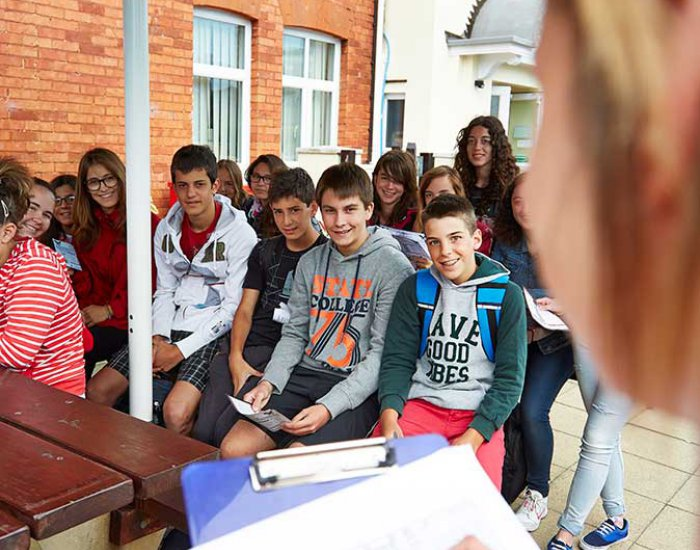 Southbourne School of English Bournemouth (10 – 15 rokov)