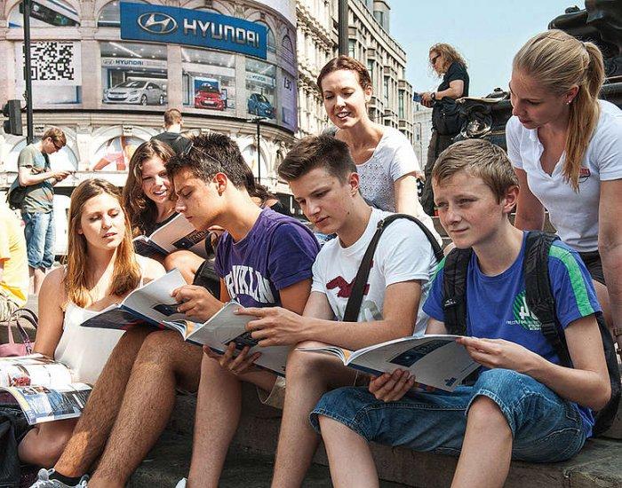 Sprachcaffe Londýn Ealing (14 – 17 rokov)