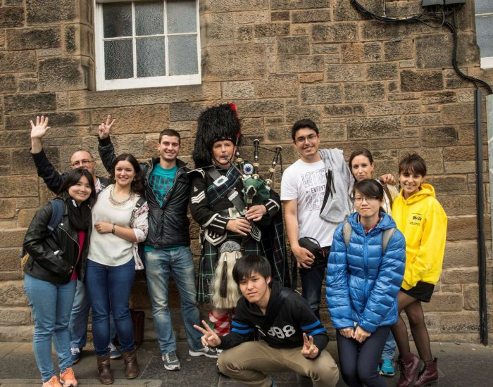CES Edinburgh (12 – 17 rokov)
