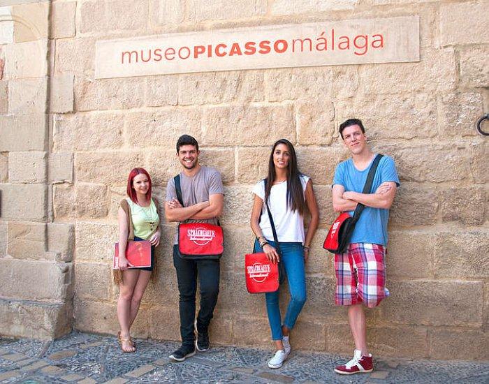 Sprachcaffe Málaga (15 – 21 rokov)