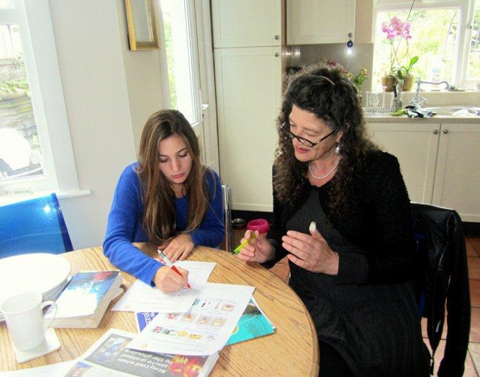 Angličtina v domove učiteľa (10 – 17 rokov)