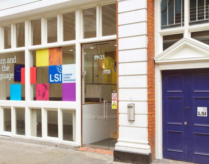 LSI Londýn Central