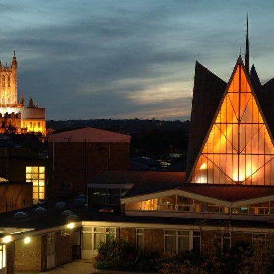 Krásna Canterbury Christ Church University