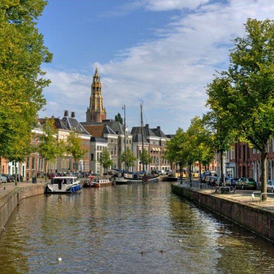 Groningen, už sa blížim…!