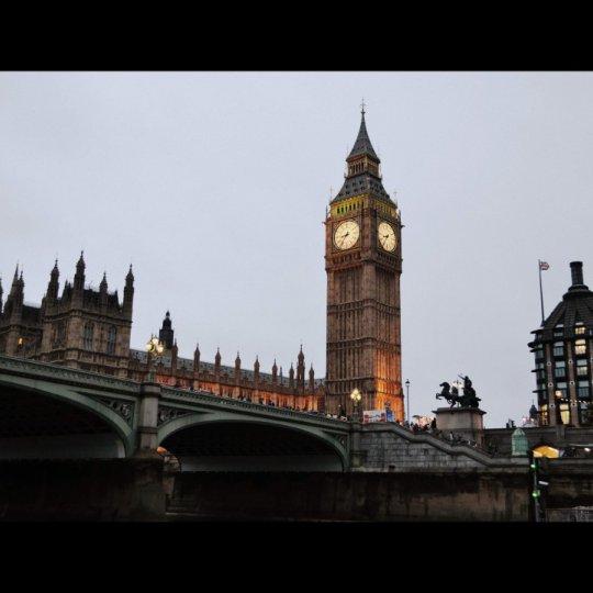 Pobytom v Anglicku za mojím snom