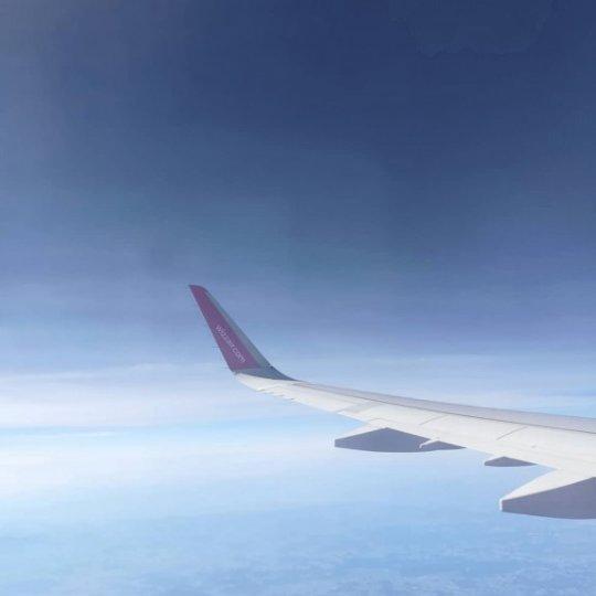 Londýn, už letím!