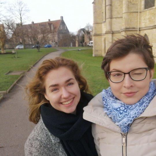 Život druháčky na Canterbury Christ Church University