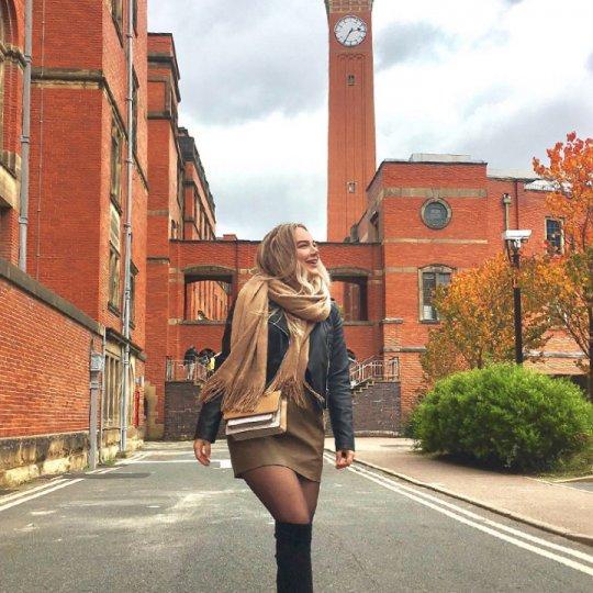 Môj prvý mesiac na University of Birmingham