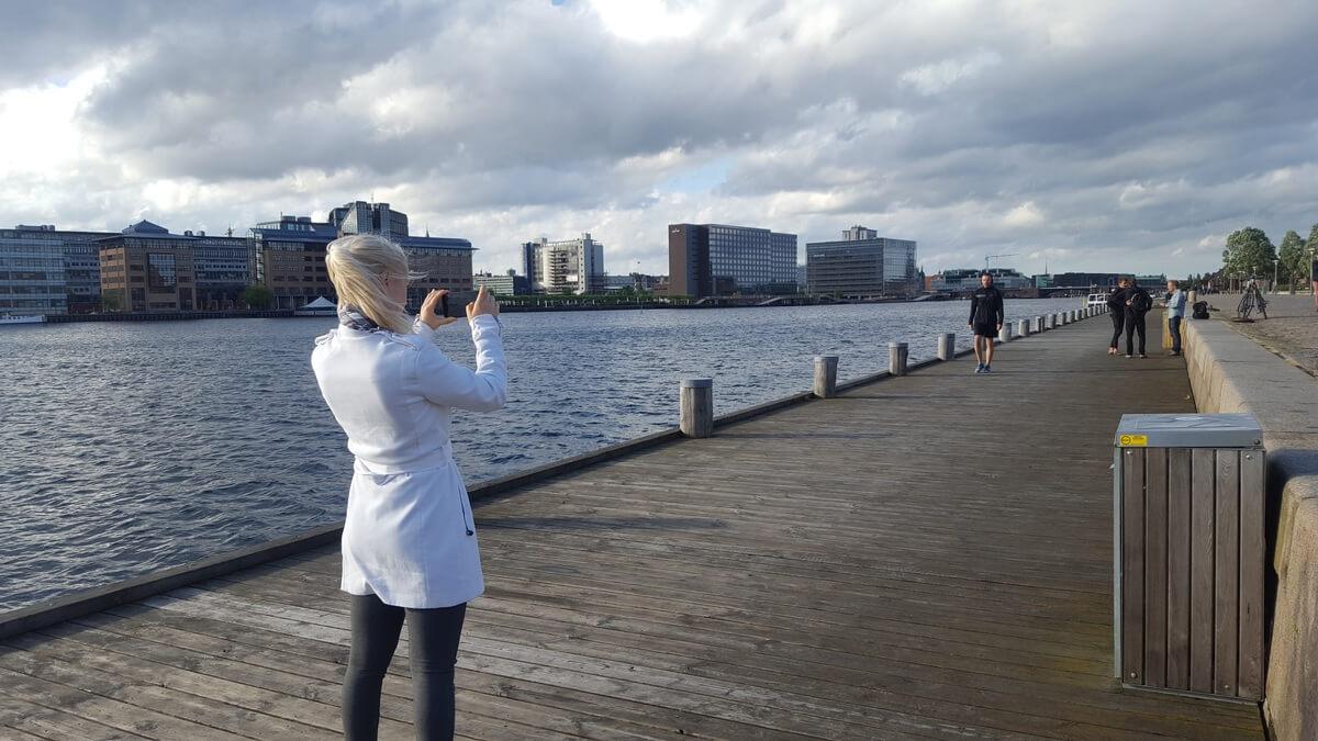 Štúdium v Dánsku, hľadanie práce
