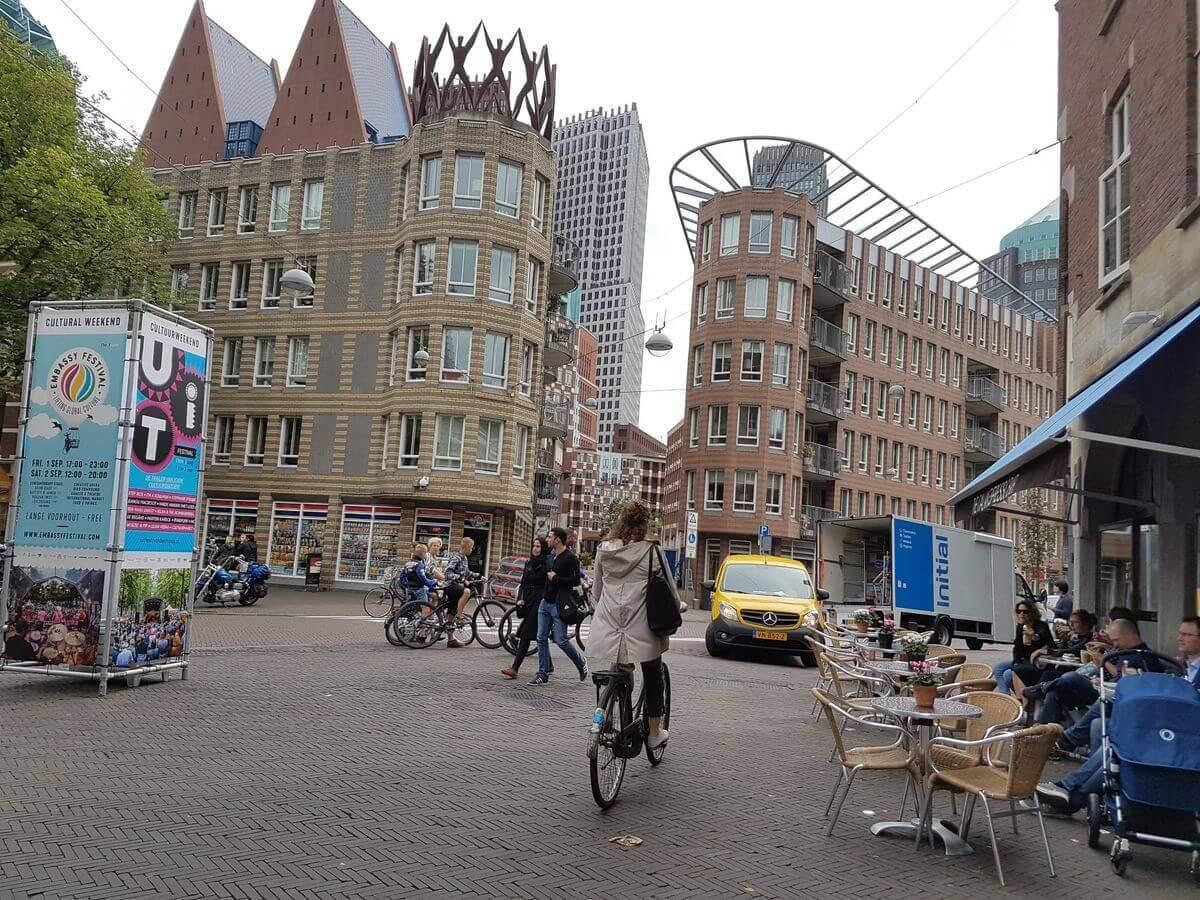 Štúdium v Holandsku - Mesto Haag