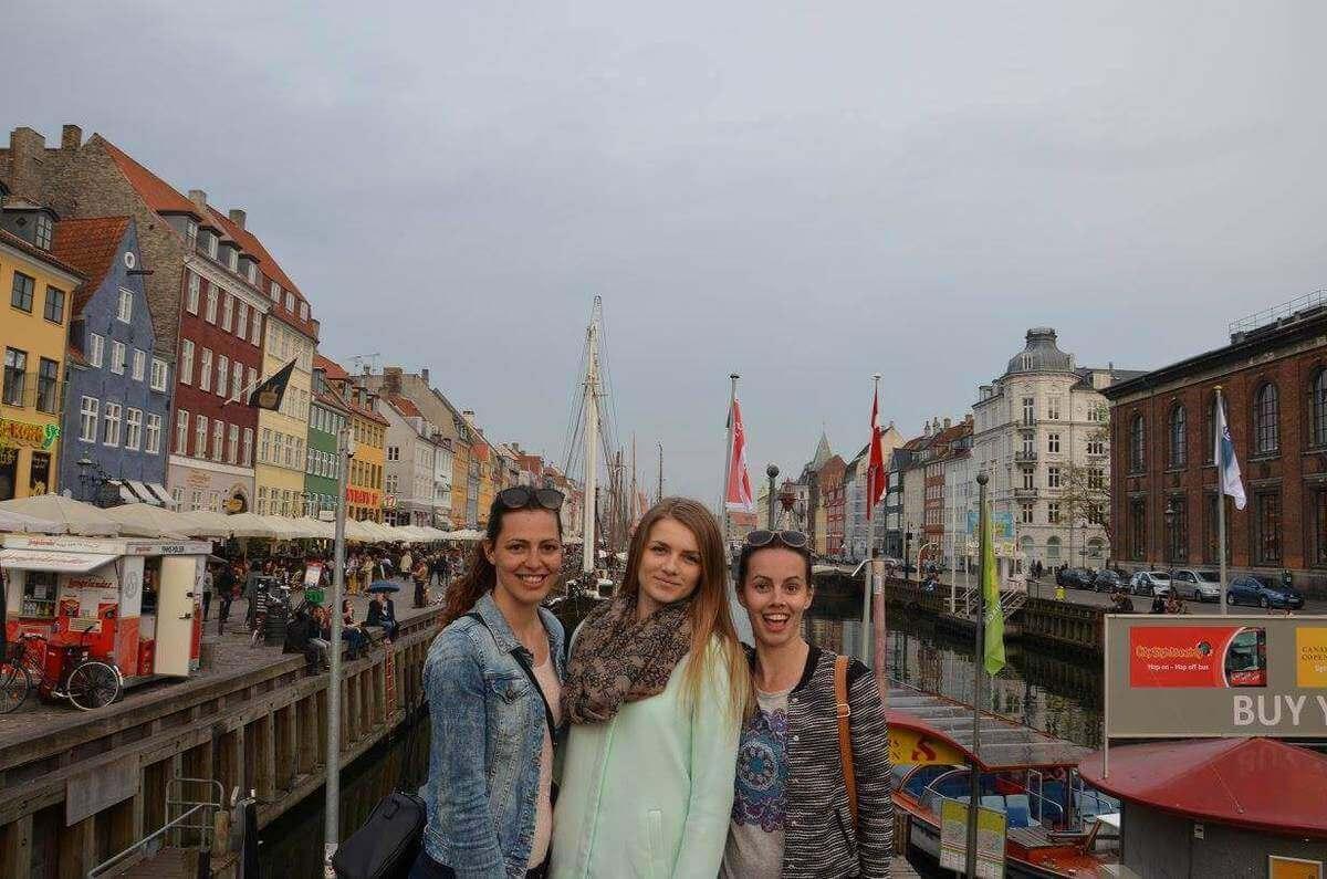 Štúdium v Dánsku, Kodaň