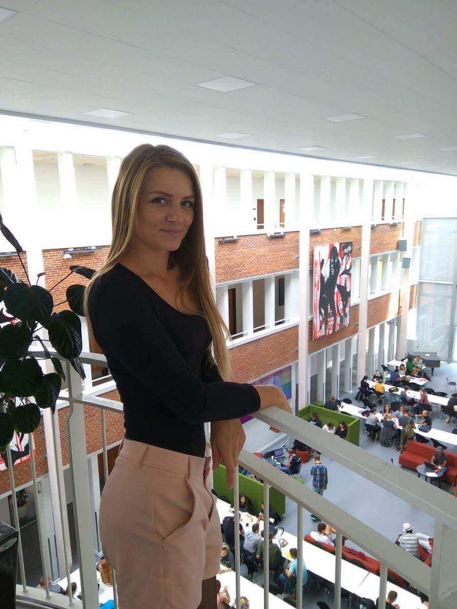 Štúdium v Dánsku, VIA University College