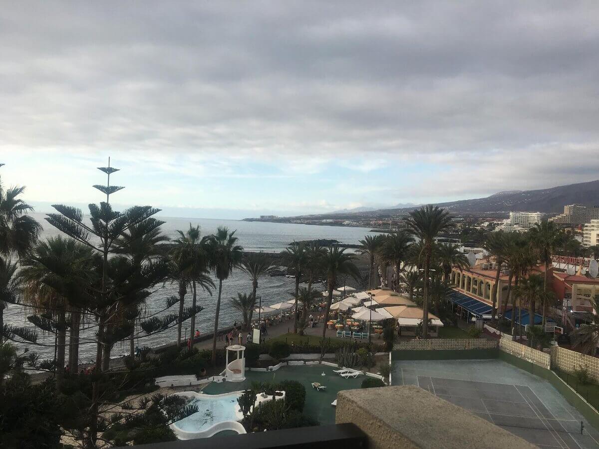 Štúdium v Anglicku, CCCU pobyt na Tenerife