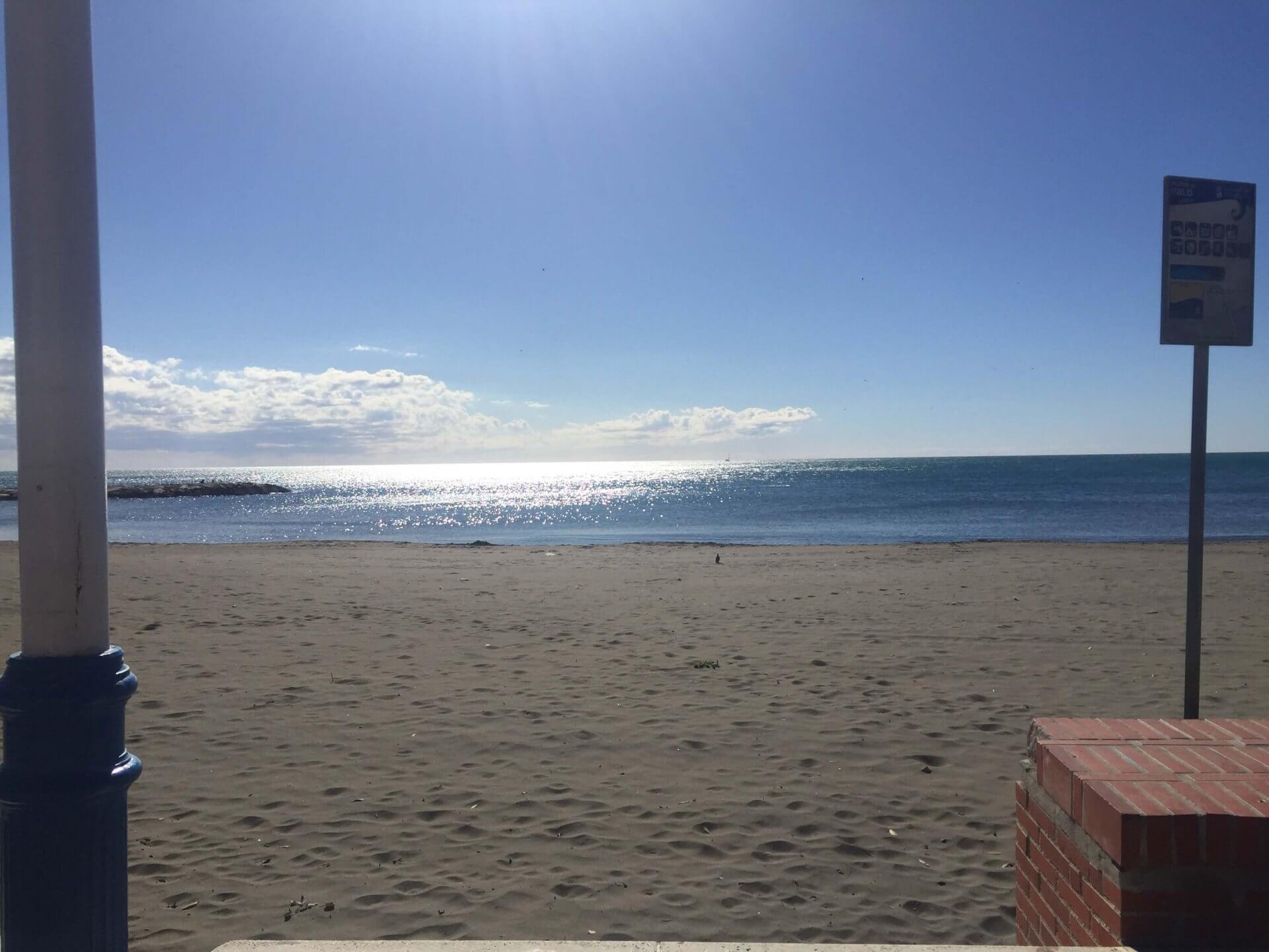 Stredná škola v zahraničí, španielske pláže
