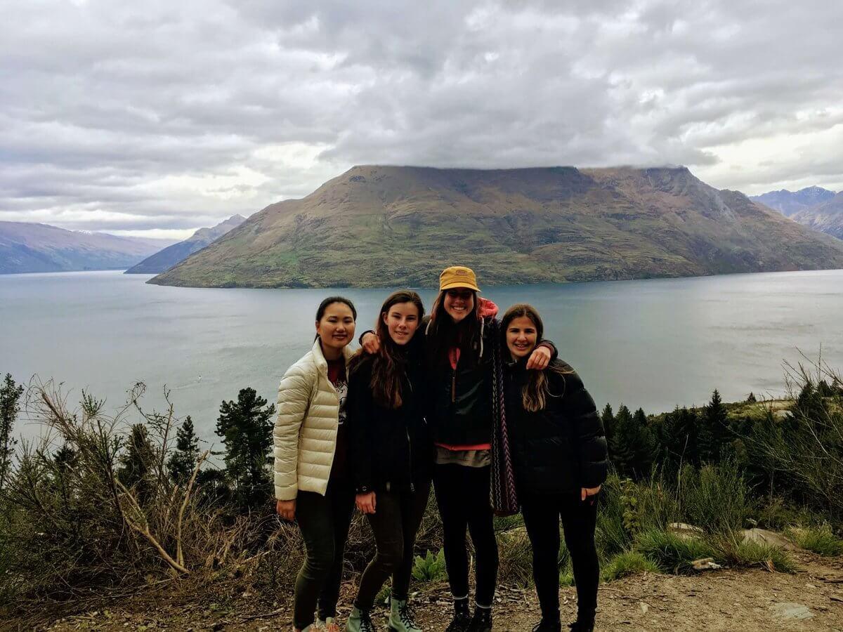 Cestovanie po Novom Zélande