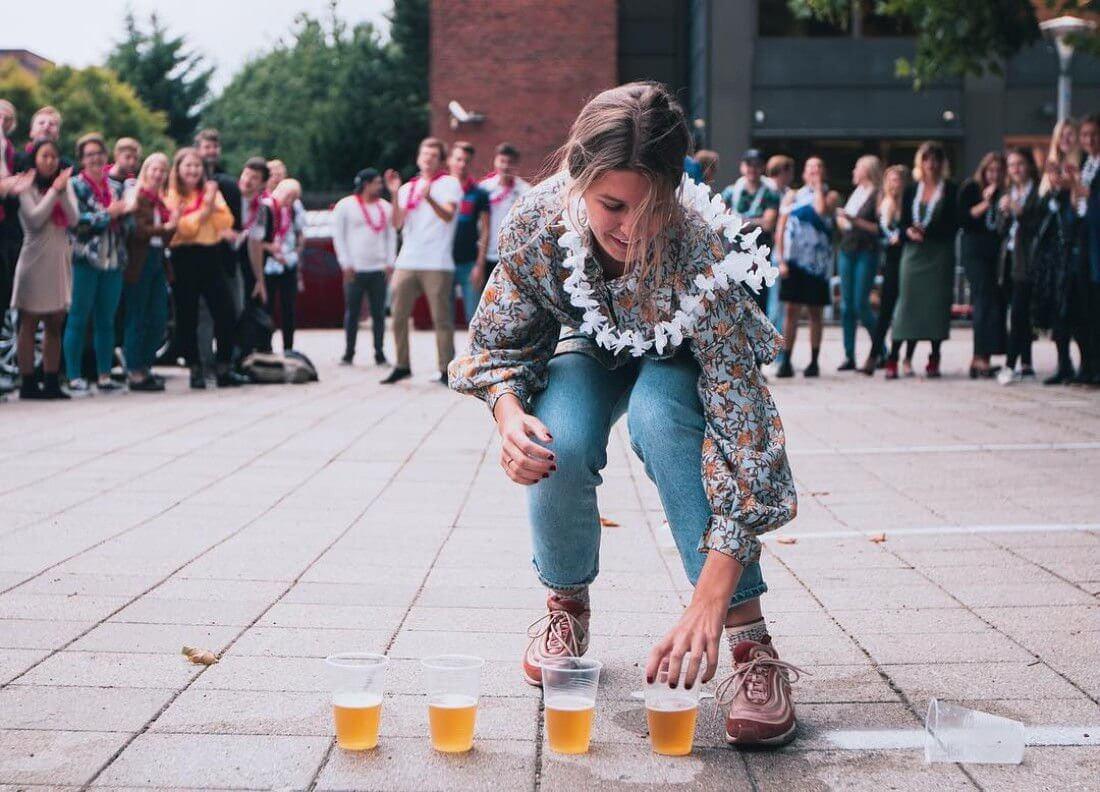 Hry po vyučovaní v Dánsku