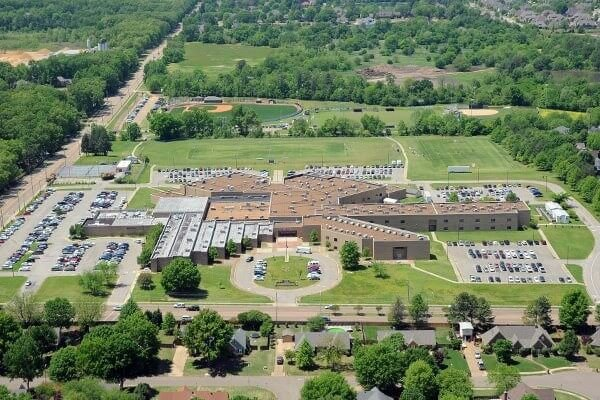 Moja stredná škola v USA