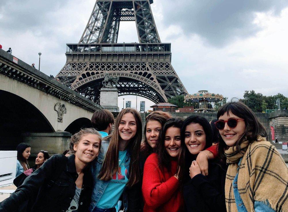 Stredná škola vo francúzsku
