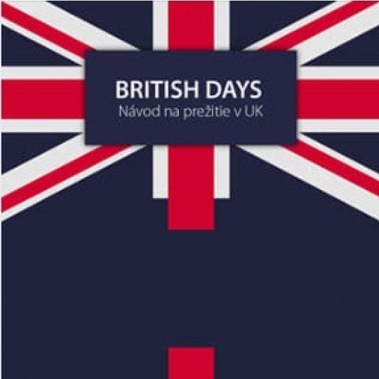 VYSOKOŠKOLSKÉ ŠTÚDIUM: BRITISH DAYS 11 – 21. FEBRÁRA!