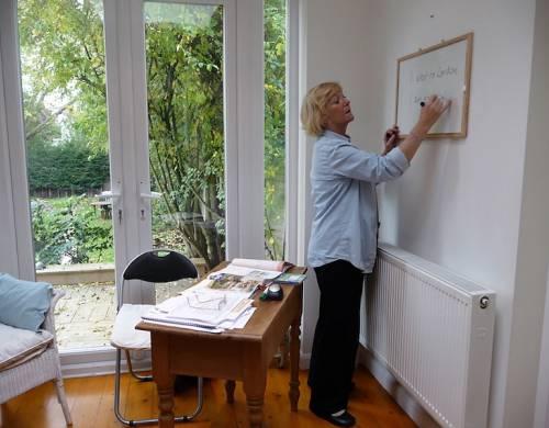 Angličtina v domove učiteľa