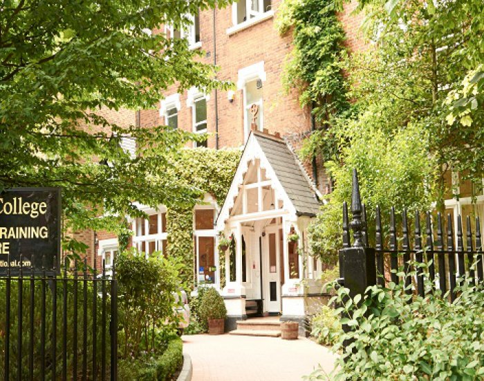 St Giles Londýn Highgate